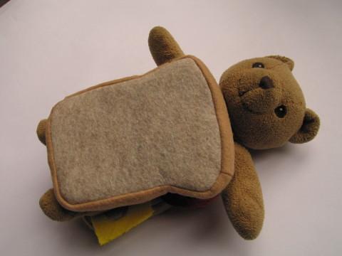 Bear sandwich