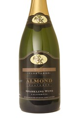 Almond Creek Vineyards Almond Flavored Sparkling Wine