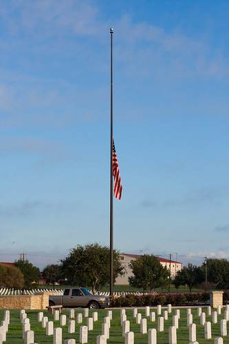 National Cemetery Fort Sam-09, From FlickrPhotos
