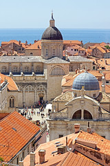 Croatia-01807 - Two of the Churches