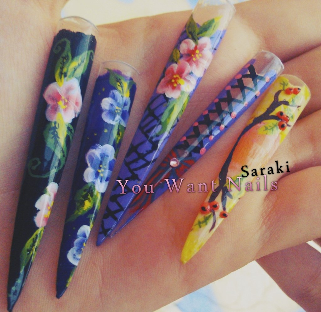The worlds most recently posted photos of ricostruzione and micropittura tips youwantnails tags acrylic nails nailart unghie ricostruzione coolnails beautifulnails saraki amazingnails prinsesfo Gallery