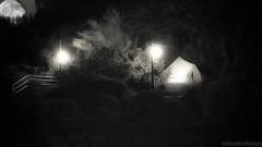 Natural Born Camper II (Martin.Matyas) Tags: camping blackandwhite bw moon blackbackground contrast canon dark mond blackwhite schwarzweiss bäume schwarz vollmond nachtleben moonstruck naturesfinest schwarzerhintergrund naturaufnahme canonefs1785isusm naturschauspiel schwarzweissfoto eos7d