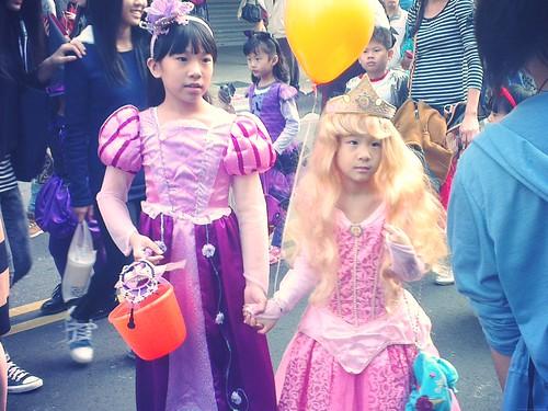 Halloween。2013 新北市萬聖節變裝踩街嘉年華