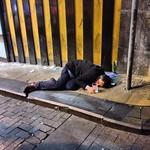 Long night in Lan Kwai Fong, Hong Kong thumbnail