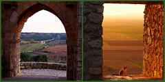 Dos puertas (Jesus_l) Tags: espaa europa valladolid uruea jesusl