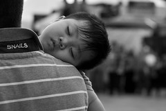 Kids : Sweet dream. (Farishdzq) Tags: kid sleep