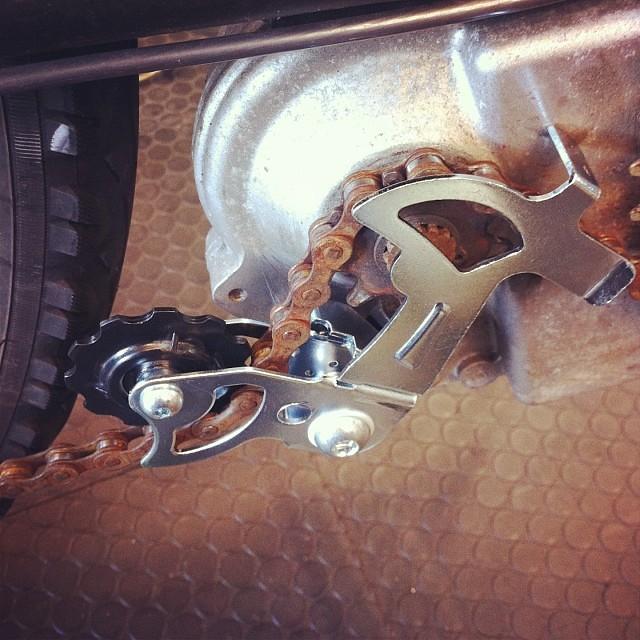 そして完了!#panasonic #修理 #電動アシスト自転車