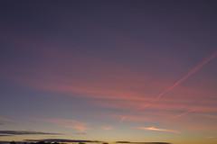 Dawn sky (The^Bob) Tags: sky colour dawn twilight ct ozone extinction rayleigh absorption 5000k opticaldepth