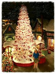 Merry Christmas! (elsa11) Tags: christmas germany weihnachten deutschland christmastree christmasdecorations merrychristmas rothenburg kerstmis rothenburgobdertauber christmasshop kthewohlfahrt