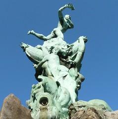 Antwerp (rogerpb) Tags: city tourism belgium belgique sightseeing belgi statues panasonic antwerp antwerpen seaport amberes anvers flanders vlaanderen panasoniclumixdmctz8 rogerbrosius