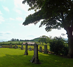 Quothquan churchyard, South Lanarkshire, Scotland (Grangeburn) Tags: cemetery scotland chancellor churchyard burialground lanarkshire quothquan scottishburialgrounds
