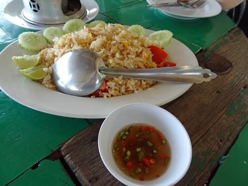 2012 12 21 e Vac Thailand Hua Hin - Khao Tao Beach - lunch-27