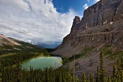 Tower Lake and Castle Mountain (Matthew Hicks Photography) Tags: canada mountains nature landscape kananaskis bc alberta banff rockymountains canadianrockies canadianrockymountains