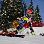 Dominic Unterberger, 2014 Keurig Cup Spring Series Slalom at Grouse PHOTO CREDIT: Derek Trussler
