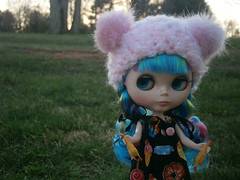 First Wubba Wednesday (AllthingsTiffany) Tags: chicken wednesday doll factory blythe wubba