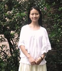 """从叛逆少女到信仰""""真善忍""""的善良女性 记广州被非法关押的女画家何文婷"""