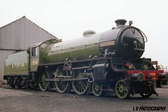 img037 (lesleygunby) Tags: loco steam loughborough mayflower greatcentralrailway gcr 1306 thompsonb1