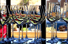 Wine Glasses (justtakenpictures) Tags: glass glasses red cy2