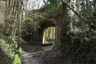 Old Meon Valley railway bridge