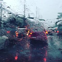 雨の日...... ...止んで欲しい ---------------- วันที่ฝนตก....... ...หยุดเถอะได้โปรด #雨 #rainnyday