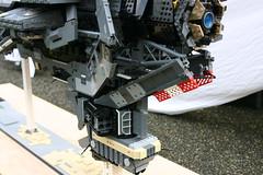 Nautilus (Malydilnar) Tags: lego space halo sci fi