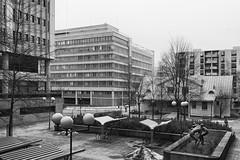 Stadtansichten (FinnFoto - F+F aus meiner Sicht) Tags: nikfilter silverefexpro2 architektur uusimaa urban nikond700 nikoncnx2 finnfoto explore tamron1735mmf284xr helsinki stadtansichten helsinkipasila fin saariysqualitypictures