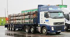 Volvo FH IMG_5180 (Frank Hilton.) Tags: classic truck lorry eight wheel maudsley aec atkinson albion leyalnd bristol austin outside heavy haulage crane 8 axle