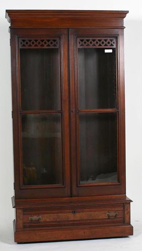 Victorian Tall Bookcase ($476.00)