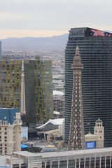 Las Vegas, February 2017 (Symbiosis) Tags: lasvegas nevada cosmopolitanhotel stk mrchowlasvegas balcony citiscape lasvegasskyline cocktails