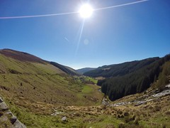 Glenmacnass valley (RCWH) Tags: wicklow ireland valley spring gopro hero sky nature countryside
