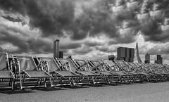 (Kijkdan) Tags: skyline architecture rotterdam blackandwhite monochrome fujifilm xpro2 16mm