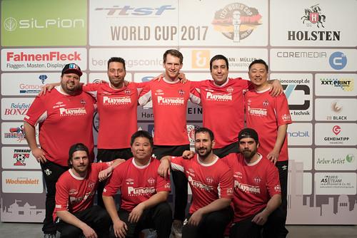 Team Canada Men D1