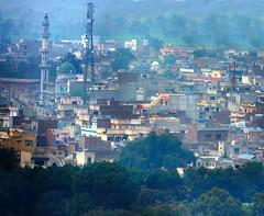 Sangla hill city (obaid-ur-rehman) Tags: pakistan photography punjab life canon dailylife city panorama obaid obaidurrehman outdoor sangla hill