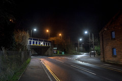 Bedford Road (Dan Parratt) Tags: newtopographics newtopography night nightphotography nightfoto nightphoto nocturnal nightscape nightlights nighttime noctography
