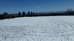 2017 0331 01 Labyrint Montreal (Henja) Tags: henja kerkhof labyrint mont royal montreal canada journey reis berg stad winter uitzicht sneeuw mountain vieuw walkmeditation meditation meditatie labyrinth park