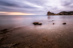 Cala del Charco (pajavi69) Tags: charco caladelcharco cala longexposure d7100 nikon le largaexposicion dawn colors 1224 filtros filters hitech nature nubes clouds costa coast coastline holder densidadneutra neutraldensity graduated villajoyosa lavilajoiosa seascape sunrise nublado cloudy mar sea marina waterscape paisaje landscape stones piedras rocks rocas alicante comunidadvalenciana spain españa airelibre atardecer sunset playa agua océano orilladelmar serenidad cielo