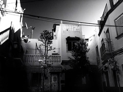 Lights and shadows of Andalusia (Francesco Griselli Berlucchi) Tags: blackandwhite blackandwhitephotography blancoynegro blancetnoir noiretblanc monochrome andalucia andalusia spain estepona blackandwhiteshots biancoenero blackandwhitelandscapes blackwhite buildings lightshadows