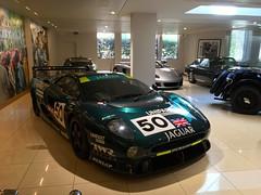 1993 JAGUAR XJ220C TWR WORKS LE MANS GT CLASS WINNER (mangopulp2008) Tags: jaguar xj220c twr works le mans gt class winner 1993 jd classics london mayfair