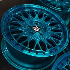 VRC110 | Aqua Marine