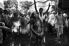 Rituals (Street and fine art by Manobihangam) Tags: street people ritual festival dondi bengal kolkata mono monochrome documentary