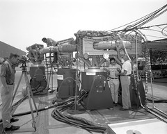 Atlas Collection Image (San Diego Air & Space Museum Archives) Tags: 1968 modalanalysis vibration opticalalignment measurement test generaldynamics