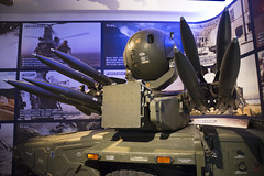 National Army Museum 21-4-17 - 14 Rapier system (Mac Spud) Tags: london war museum military missile defence technology
