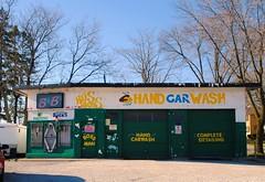 B&B's Car Wash, Milwaukee (Cragin Spring) Tags: midwest milwaukee milwaukeewi milwaukeewisconsin wisconsin wi city urban building sign carwash busboys bb