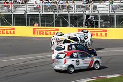 (scienceduck) Tags: montreal canada scienceduck june 2015 race racing quebec canadiangrandprix grand prix f1 formula1 formulaone 572 crash rollover 24 55