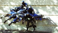 merchant seamen (Leonard J Matthews) Tags: sculpture tribute honour memorial warmemorial canberra australian australia mythoto merchant seamen