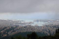 Cloud Rider - Genoa (Andrea Vaghi) Tags: genoa italy fog clouds city spring landscape