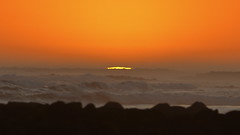 Last Light (blachswan) Tags: portfairy victoria australia southernocean thepassage sunset sun lastlight