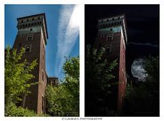 Trasformazioni (iLaura_) Tags: elaborazione castello day night giorno notte