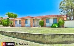1 Tarbert place, St Andrews NSW