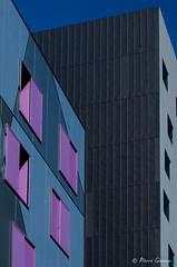 Charmant village / #3 (Pierrotg2g) Tags: construction immeuble building minimalime minimalism grenoble nikon d90